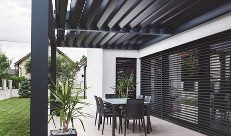 Motorisation de votre pergola, rideau de terrasse, store, écran de projection