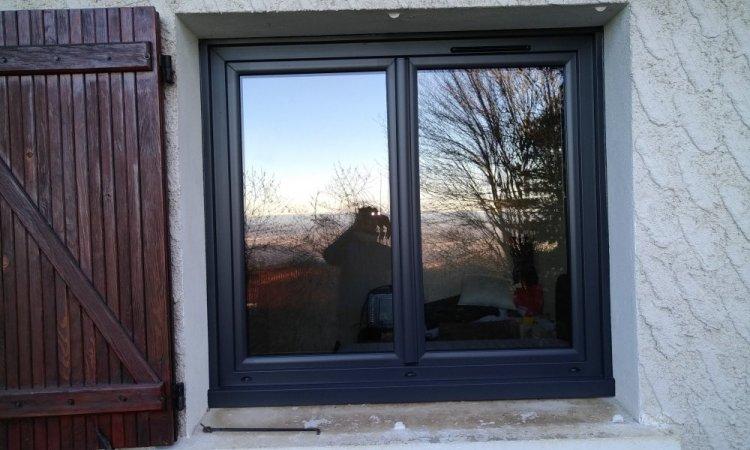 Fenêtre 2 vantaux PVC gamme performance
