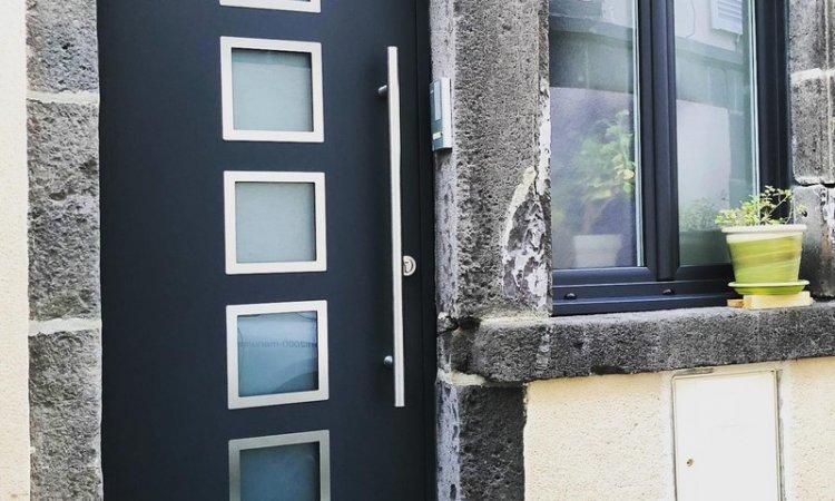 Installation de porte d'entrée Clermont-Ferrand