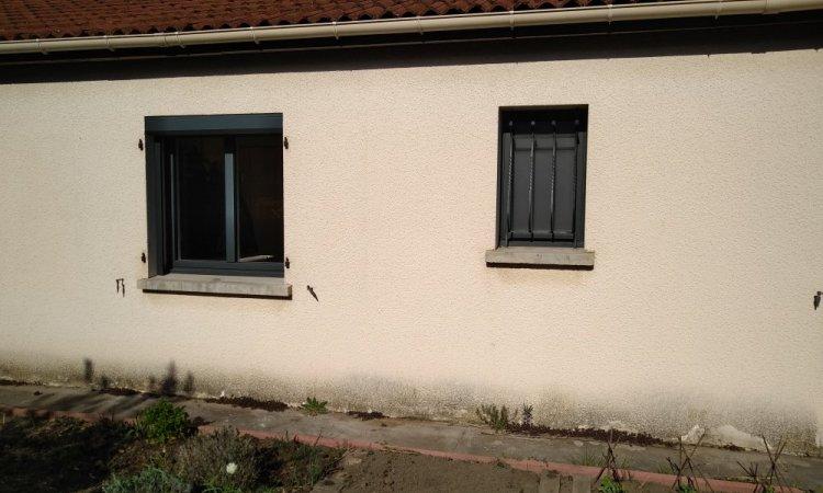 Installation fenêtre en aluminium à aubiere
